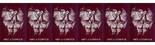 Marc Mokken Art of Comics