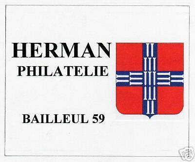 HERMAN PHILATELIE