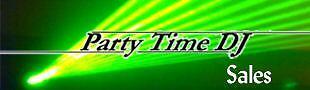 Party Time DJ Sales