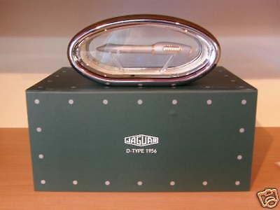Jaguar D Type Fountain Pen Limited Edition 560 pcs Rare Mint Box Papers 18k Nib