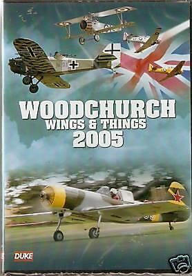 WOODCHURCH WINGS & THINGS 2005 DVD